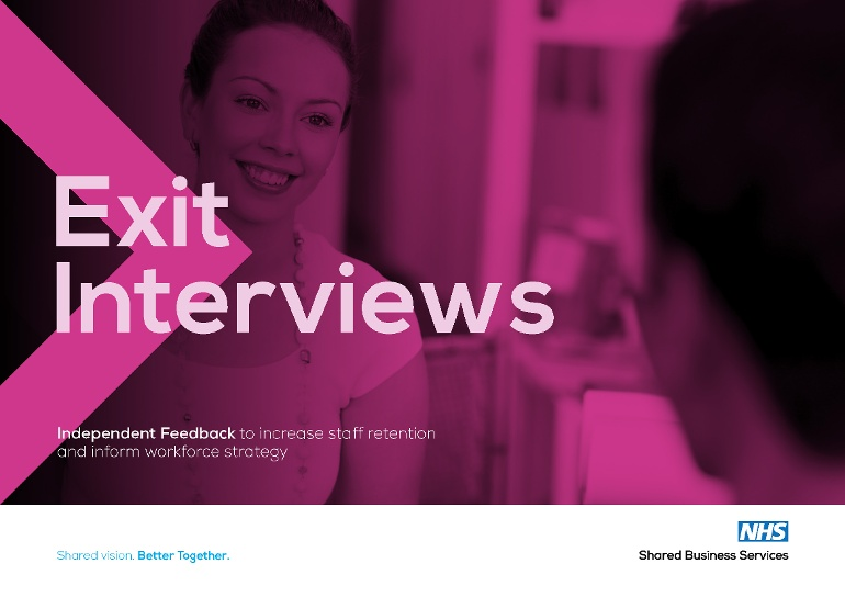 Exit Interview Service brochure