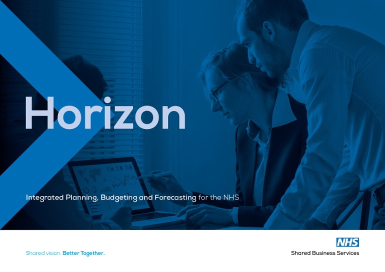 Horizon brochure image